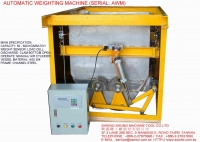 AUTOMATIC WEIGHTING MACHINE