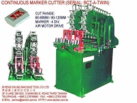 CONTINUOUS MARKER CUTTER
