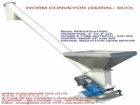 WORM CONVEYOR