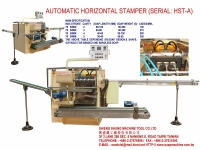 AUTOMATIC HORIZONTAL STAMPER