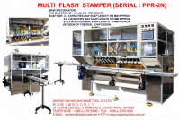 MULTIFLASH STAMPER(TWO DIES)