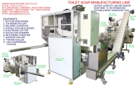 TOILET SOAP MANUFACTURING LINE