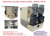 KNEADING MIXER (SERIAL:KM-B)